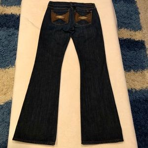 Citizens Of Humanity Jeans - COH Ingrid Stretch Low Waist Flare Jeans Size 28